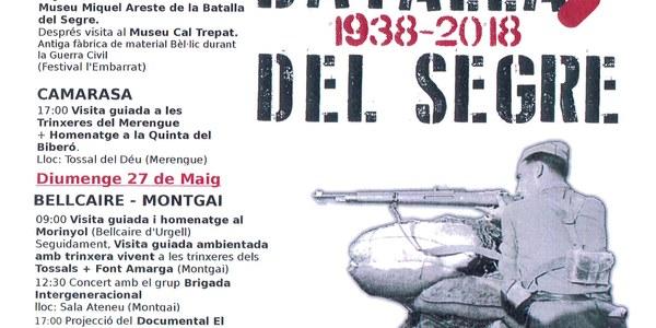 Batalla del Segre (1938-2018)