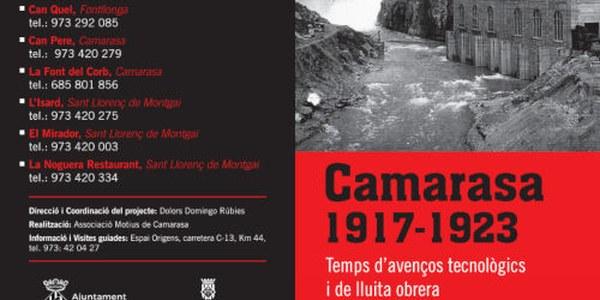 Camarasa 1917-1923: activitats 2017-18