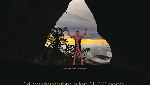 """Dissabte, dia 14 de desembre, a les 18 h. Projecció del curtmetratge """"Les pintures de la Cova del Tabac"""" a l'Espai Orígens"""