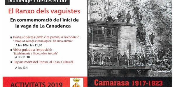 EL RANXO DELS VAGUISTES. Diumenge, dia 1 de desembre, a les 13 h. Casal Cultural