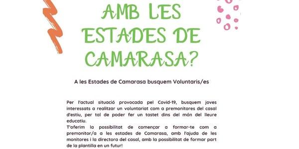 ESTADES DEL CASAL D'ESTIU DE CAMARASA