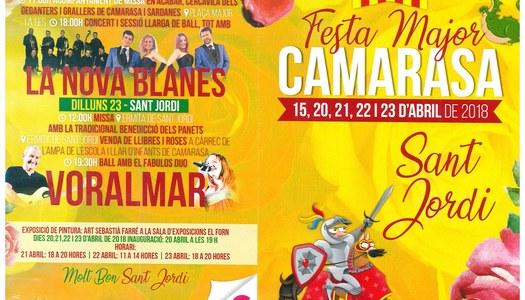 Festa Major de Camarasa 2018