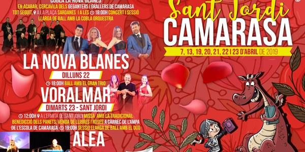 Festa Major Santa Jordi 2019