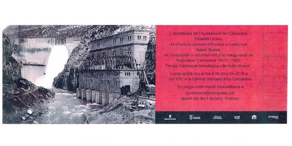 """Inauguració de l'exposició """"Camarasa 1917-1923"""""""